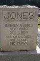 Dabney P. Jones