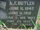 Alyette Franklin Butler
