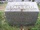 Alice <I>Speakman</I> Stapleton