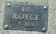 Rodney Smith Royce