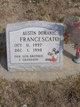 Profile photo:  Austin Domanic Francescato