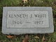 Kenneth James White