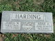 "Profile photo:  Adah ""Addie"" <I>Burns</I> Harding"