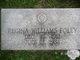 Regina Bendel <I>Williams</I> Foley
