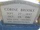 Profile photo:  Corine Brooks