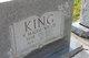 V Maude <I>Willis</I> King