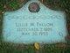 Lillian May <I>Tourville</I> Fallon-Woodall