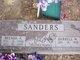 Brenda A <I>Sharp</I> Sanders