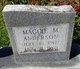 Maggie M Anderson