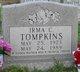 Irma Christine <I>Klappstein</I> Tompkins