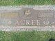 Ernest M Acree