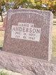 Profile photo:  Annie Marie Anderson