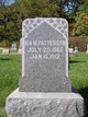Ida May <I>Husted</I> Patterson