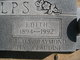 Edith Davis <I>Huddleston</I> Phelps