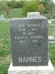 Sarah A. <I>Duncan</I> Barnes