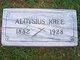 Aloysius Kree