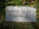 Profile photo:  Henrietta Florence <I>See</I> Atkins