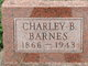 Charles Blackburn Barnes