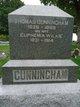 Profile photo:  Euphemia <I>Wilkie</I> Cunningham