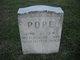 John Wesley Pope