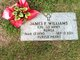 Corp James F. Williams
