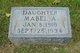 Mabel A Lohr