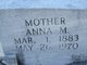 Anna <I>Moore</I> Harris