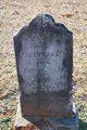 "Profile photo:  Mary McClain ""Nancy"" <I>Lindley</I> Thrasher"