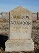 James William Adamson