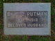 Profile photo: Dr Clarence B Putman