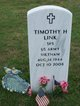 "Timothy H ""Tim"" Link"