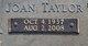 Joan Grace <I>Taylor</I> Duke