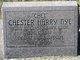 """Chester Harry """"Chet"""" Nye"""