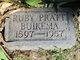 Ruby <I>Pratt</I> Buikema
