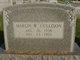 Marlin Woodrow Cullison