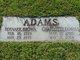Profile photo: Rev Bernarr Brown Adams