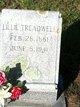 Lillie Bell <I>Wyatt</I> Treadwell