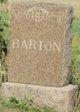 "Profile photo:  Arthur Richard ""Art"" Barton"