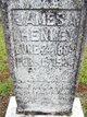 """James A. """"Bub"""" Henley"""