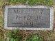Meredith B Phifer, Jr