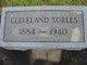 Cleveland Alexander Surles