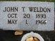John Thomas Weldon