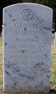 Profile photo:  Gene C Aiken