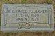 R C Onice Faulkner