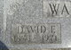 David F Warner
