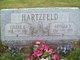 """Arvilla Nancy """"Gram"""" <I>Swartzlander</I> Hartzfeld"""