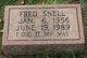 Fred Martin Snell