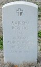 Profile photo:  Aaron Bostic