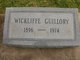 Wickliffe Guillory