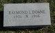 Raymond L. Doane